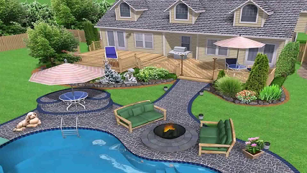 Pool patio ideas on a budget youtube - Backyard pool ideas on a budget ...