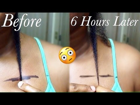 How To Grow Up To 2 Inches OVERNIGHT!!! 2 VERY Easy Hair Growth Tips!!!