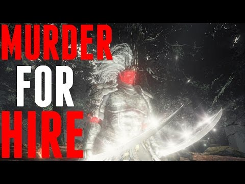 Dark Souls 3 - Sellsword Twinblade Faith Build - Murder For Hire. |