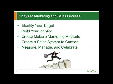 The  Secret Sauce  for Your Home Care Agency's Sales Success