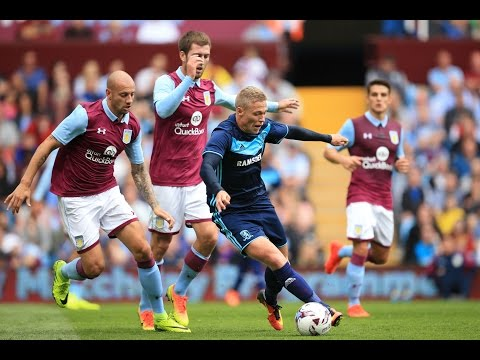 Aston Villa 1, Boro 3 - Match Highlights