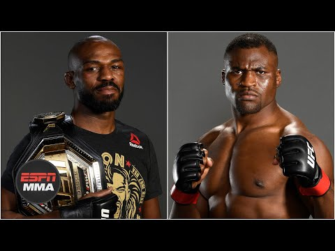How would Jon Jones fare against Francis Ngannou? | ESPN MMA
