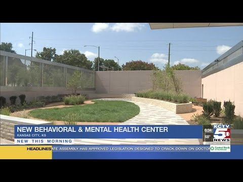 KU Health System Opens New Mental, Behavioral Health Center In KCK