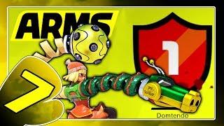 ARMS Part 7: Lange, harte Arme im Rangkampf