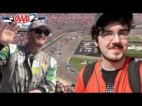Texas Motor Speedway - November 2017 Weekend!
