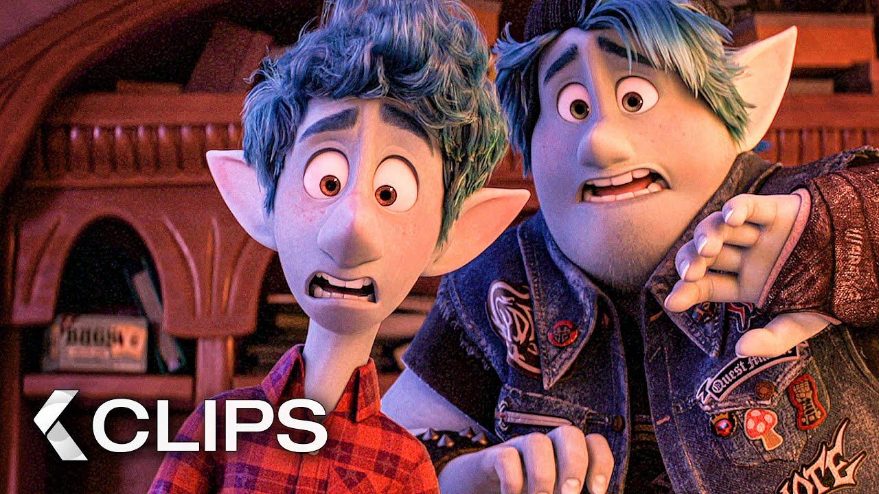 "Top Movie ""Watch!! =>  Onward   〈2020〉MP4 Download Free [Google*DRIVE]"" ✔"