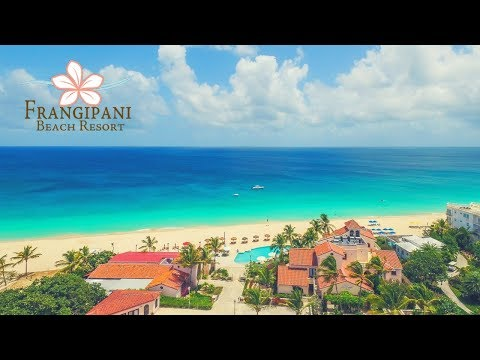 Frangipani Beach Resort ✧ Meads Bay, Anguilla