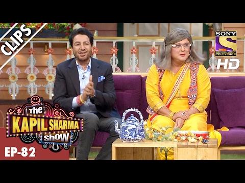Nani meets popular Punjabi singer Gurdas Maan – The Kapil Sharma Show - 12th Feb 2017