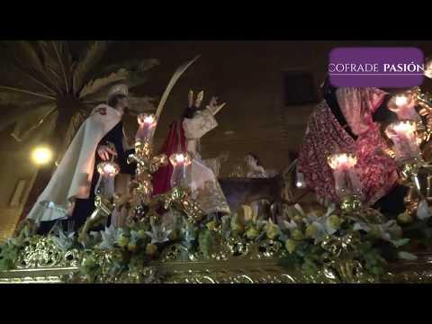 Salida Extraordinaria Jesús de la Paz (Borriquita) de Cádiz (2ª Parte)