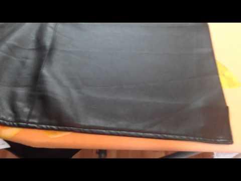 Как погладить юбку из искусственной кожи в домашних условиях