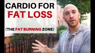 THE BEST CARDIO FOR FAT LOSS? THE FAT BURNING ZONE | SyattFitness