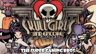 SGB Smackdown Sunday: Skullgirls 2nd Encore