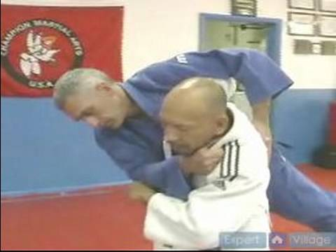 Judo Lessons for Beginners : How to Do a Judo Big Hip throw