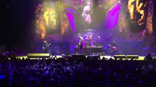 Black Sabbath - End Of The Beginning (live, 2013, Gathered In Their Masses)