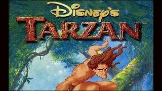 ألعاب الطيبين | طرزان المغوار! Tarzan