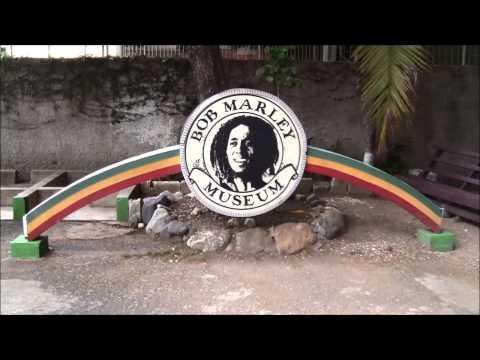 Bob Marley's Museum 2014