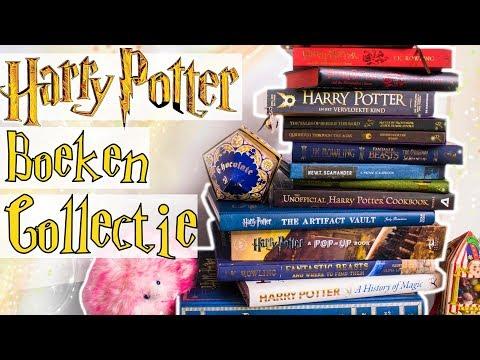 HARRY POTTER BOEKEN COLLECTIE !!