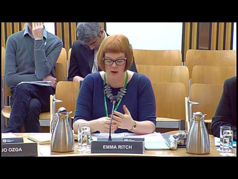 Social Security Committee - Scottish Parliament: 25 May 2017