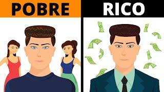 5 Cosas que LOS RICOS hacen.¿Las haces tú?