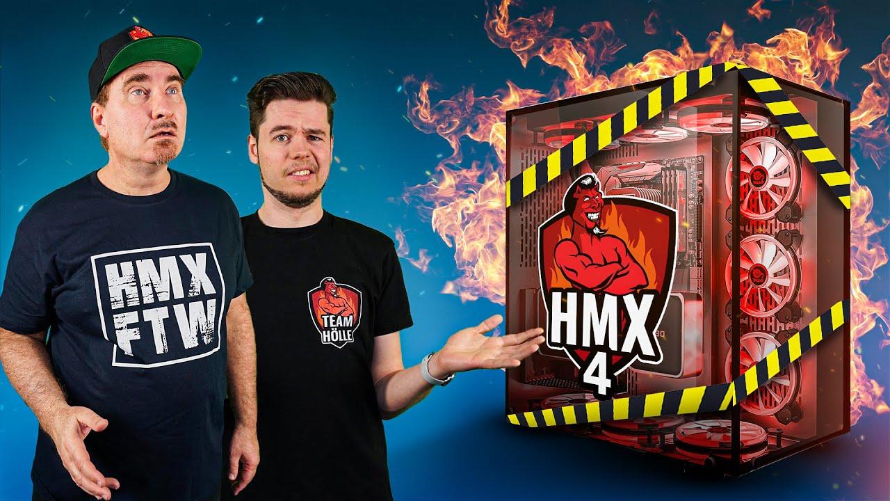Warum es keine HMX4 geben wird #WirMüssenReden #Höllenmaschine