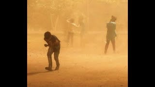 Breaking 'Apocalyptic Sand Storms 100 Dead Monsoons India Come Early'