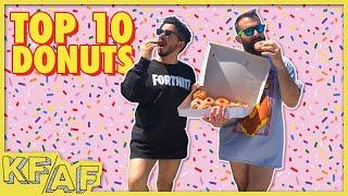 Pantless Donut Ranking - KF/AF