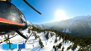 GoPro VR: B.C. Helicopter Flight with MAX