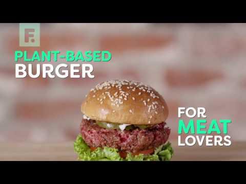 Future Of Food: Meatless Patties