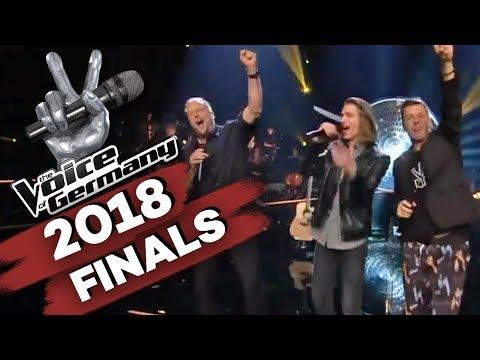 Die Fantastischen Vier - Zusammen (Eros Atomus Isler & Michi und Smudo) | The Voice of Germany |