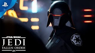 Star Wars Jedi: Fallen Order — Reveal Trailer | PS4