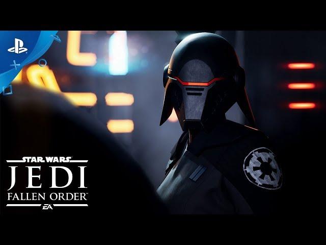Star Wars Jedi: Fallen Order - Reveal Trailer | PS4