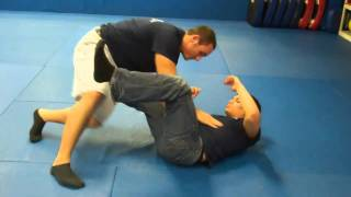 Devin Demonstrates the Upa Escape for MMA and BJJ!