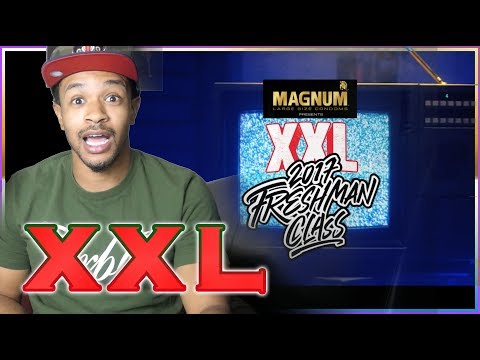 Kyle, A Boogie Wit Da Hoodie and Aminé's 2017 XXL Freshman Cypher REACTION!
