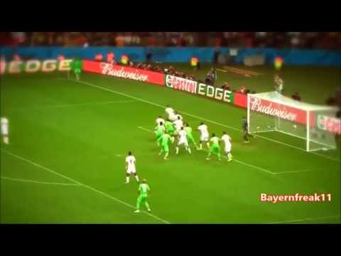 Manuel Neuer - All Saves || World Cup 2014 || HD