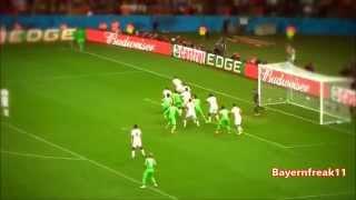 Manuel Neuer - All Saves || World Cup 2014 || HD