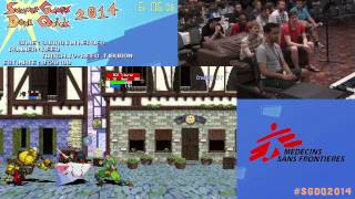 Summer Games Done Quick 2014 - Part 87 - Guardian Heroes