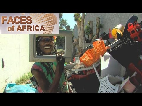 Faces of Africa— The Junk Art Family 06/12/2016