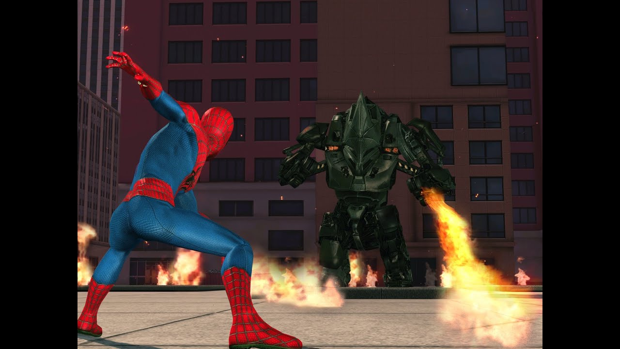 The Amazing Spider-Man 2 - Game - Rhino Trailer