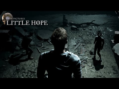 The Dark Pictures: Little Hope - Shared Story Mode Gameplay - PS4/XB1/PC
