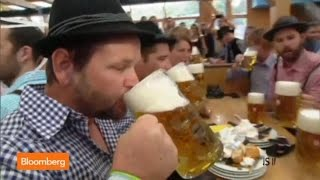 Oktoberfest Kicks Off in Munich: Let the Suds Flow