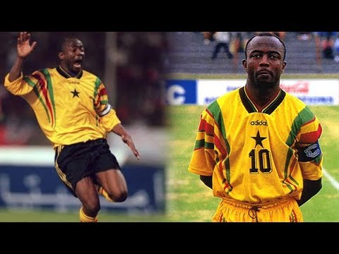 LOOKING BACK AT ABEDI PELE'S GOALS IN THE AFCON AND HIS AMAZING CAREER PROFILE