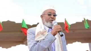 Suldaan Cumar Suldaan Maxamed Oo Si Adag Ula Hadlay Madax Dhaqameedka Somaliland