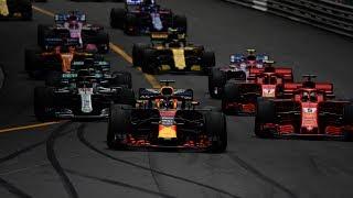 Un año vibrante - Despedida F1 2018