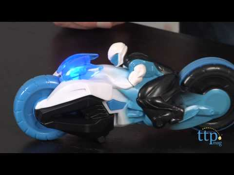 Max Steel Turbobike From Mattel Youtube