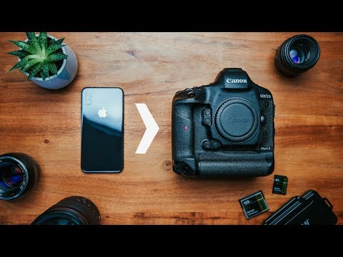 SMARTPHONE VIDEO QUALITY IS BETTER THAN DSLR?
