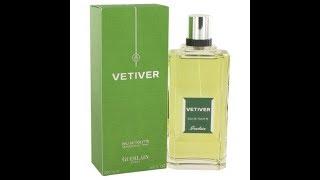 Review Guerlain Vetiver