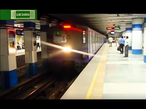 Kolkata Metro Documentary by LokSabha TV