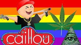 Caillou Şarkısı(KÜFÜRLÜ)