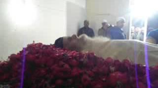 Taj ul Asfiya Alhaj Achchy miyan Qadri Naqshbandi ka Akhiri Didar Baheri Sharif Bareilly U.P.