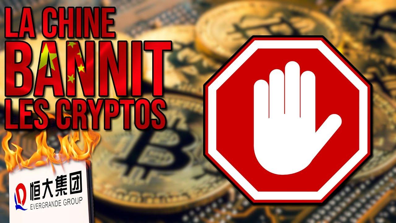 Download A mort les Cryptos (Chine) & Risque systémique mondial (Evergrande) : VRAIMENT ?